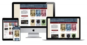 Diversity Training Films website in 4 screen sizes